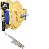 Self-Retracting Cable Reel