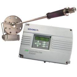Combustion Gas Analyser Servomex ServoTough Fluegas (2700)